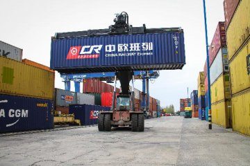 China sets up committee to improve freight rail services to Europe