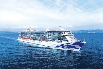 China to build first luxury cruise ship