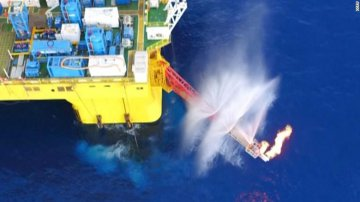 Chinas combustible ice estimated at 80 bln tonnes of oil equivalent