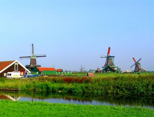 China, Netherlands can cooperation on water management, agriculture