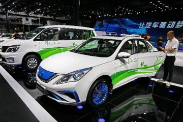 Chinas new energy vehicle sales surge in May