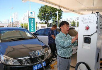 China supports social capital to invest in new energy vehicle