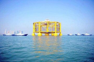 Many regions accelerate deployment in marine economy