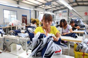 China employment stable despite slower economy