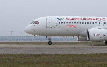 C929 is to change market balance in Chinese aircraft market