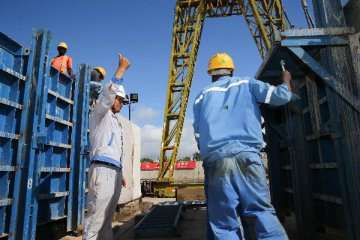 Chinese firms constructing five industrial zones in Ethiopia: official