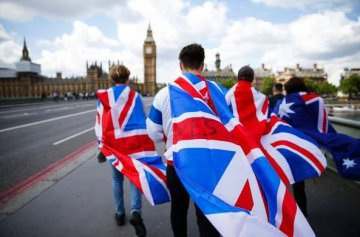 Tough journey just begins one year after Brexit vote