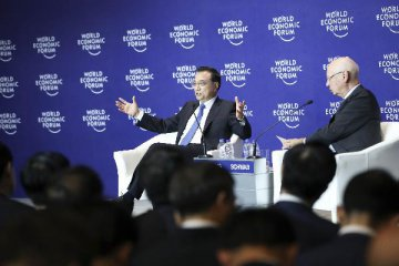 Chinas opening up offers inclusive opportunities to global businesses