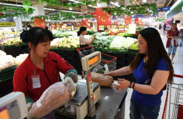 Chinas consumer inflation up 1.5 pct in June