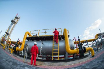 Chinas shale gas output jumps in 2016