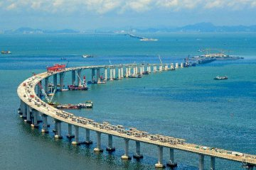 China plans world-leading bay area covering Guangdong, HK, Macao