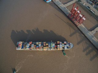 Belt and Road shipping indices officially released
