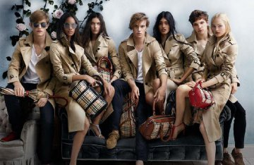 Demand for luxury goods in China spurs Burberry growth
