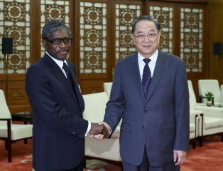 China eyes more cooperation with Equatorial Guinea on OBOR construction