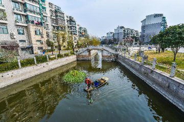 China earmarks RMB 300bln for water pollution prevention
