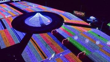 China Harbin Light Festival