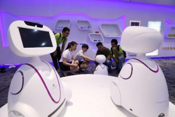 China maps out AI development plan