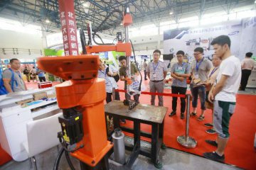 China set for further manufacturing upgrades