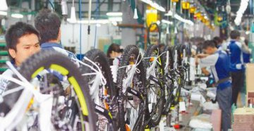 Think tank raises forecast for Taiwans manufacturing growth