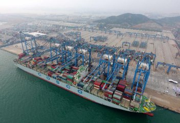 China's foreign trade to see 1st positive growth in last 3 yrs