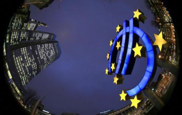 Reduced political uncertainty escorts economic growth of eurozone
