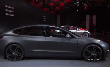 Tesla announces 1.5 bln USD bonds issue to fund Model 3