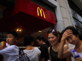McDonald's to nearly double restaurants in Chinese mainland