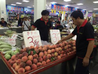 Chinas consumer inflation muted, economy solid
