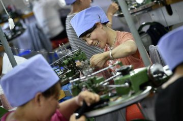 China FDI falls 1.2 pct, ODI down 44.3 pct