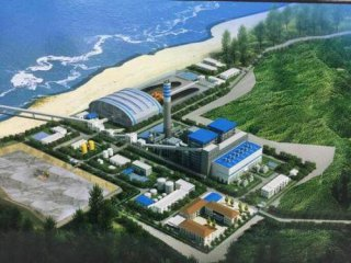 GCL's first coal-fired power generation project run in Indonesia
