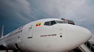 Myanmar state-owned airline to extend wing to Chinas Chengdu