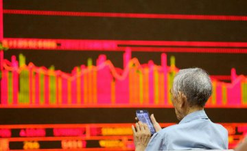 ChiNext Price Index stands above half-year average for first time