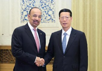 China, Saudi Arabia agree to strengthen economic ties