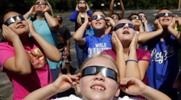 What solar eclipse means for U.S. stock market?