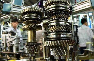 Supply-side reform invigorates old SOEs