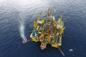 Combustible ice sees bright prospect