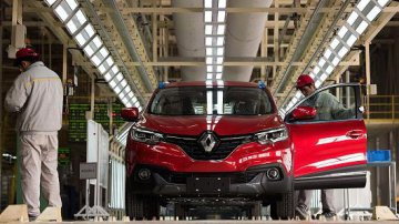 Chinas Dongfeng announces e-car venture with Renault, Nissan