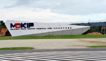 Malaysia-China Kuantan Industrial Park on track to achive investment target