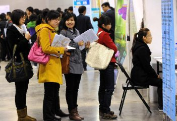 Chinas service outsourcing grows rapidly