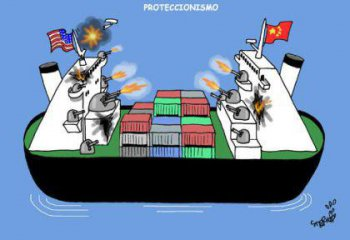 Protectionism would cost America 415 bln USD: study