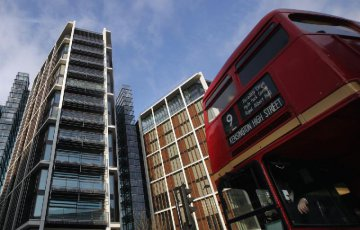 ​Property prices in London remain highest in Britain