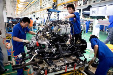 ​Chinas private investment up 6.4 pct in first eight months