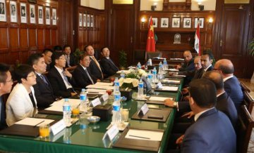 Egyptian, Chinese banks sign loan deals to enhance financial cooperation