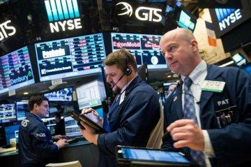 U.S. stocks close mixed amid geopolitical tensions