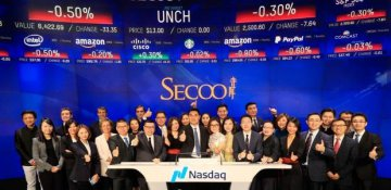 Chinese luxury e-commerce firm Secoo debuts on Nasdaq