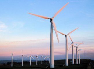 China moves forward on green energy