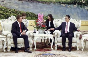 China, Russia decide to broaden energy cooperation