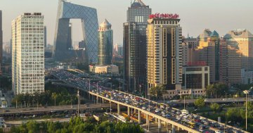 China sets population, construction limits in Beijing city planning
