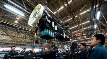 Chinas manufacturing activity continues to pick up in September