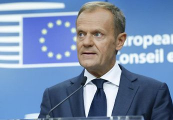 "EU not working on ""no deal"" scenario on Brexit: Donald Tusk"